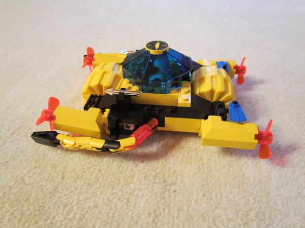 lego system 6145 aquanaut in langwedel spielzeug lego playmobil kaufen und verkaufen ber. Black Bedroom Furniture Sets. Home Design Ideas
