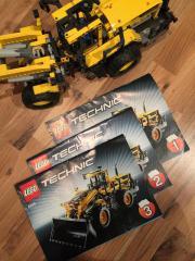 Lego Technik Frontlader