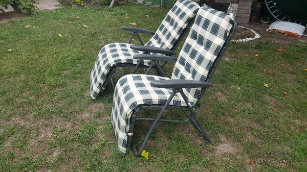 liege wie neu im ganzen unbenutzt stuhl verstellbar zu einer liege lehne zur ck. Black Bedroom Furniture Sets. Home Design Ideas