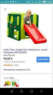 little tikes Spielturm