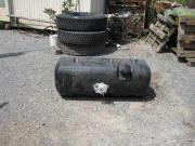 LKW-Kraftstofftank, Kunststoff
