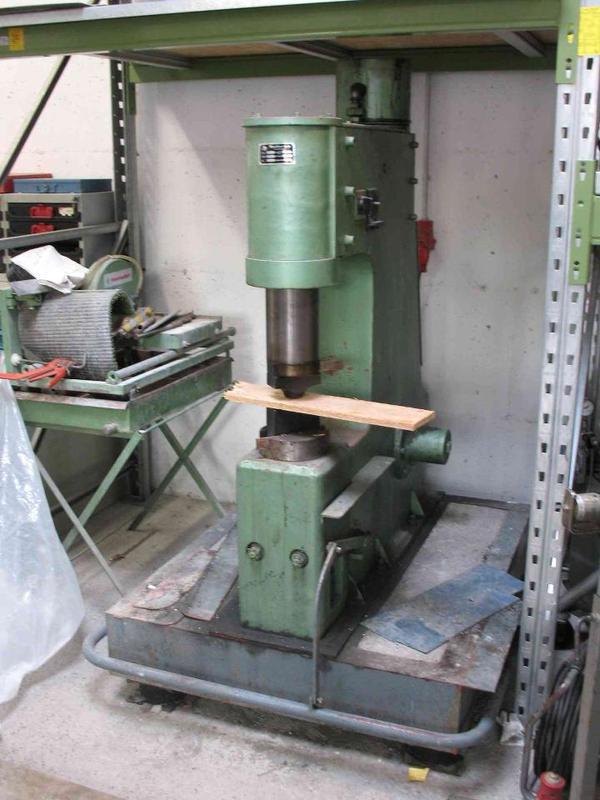 Lufthammer Schmiedehammer Reiter K23 200 In Waldbronn