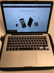 MacBook Pro mit