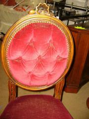 Märchenhaft schöner Stuhl