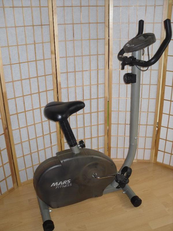 mars fitness heimtrainer hometrainer ergometer. Black Bedroom Furniture Sets. Home Design Ideas