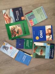 Medizinbücher Krankenpflege Bücher/