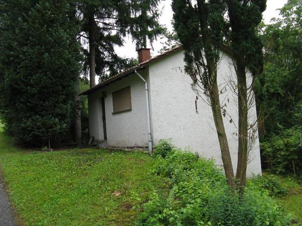 mehr ruhe geht nicht gemauertes freistehendes wochenendhaus 60qm in oberheinriet zu verkaufen. Black Bedroom Furniture Sets. Home Design Ideas