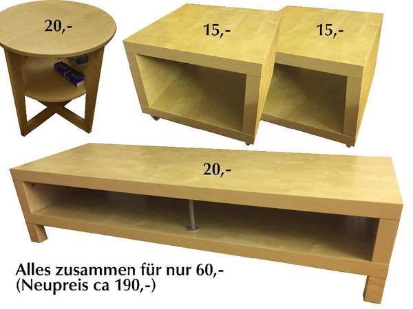 Wohnzimmer Tische Ikea Couchtisch Beistelltisch In Grau Beton