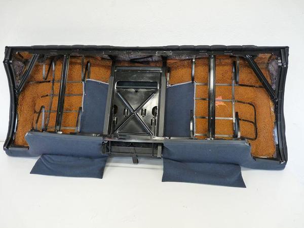 mercedes benz innenausstattung w108 w109 280 se 300 sel s. Black Bedroom Furniture Sets. Home Design Ideas