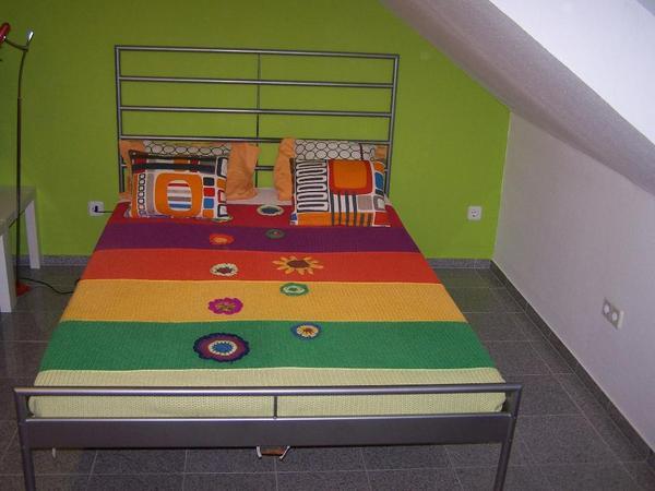metallbetten lattenrost neu und gebraucht kaufen bei. Black Bedroom Furniture Sets. Home Design Ideas