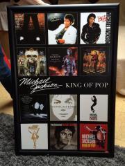 Michael Jackson Bildleinwand