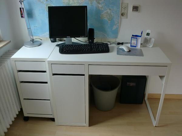 Ikea Poang Chair Black Leather ~   organization desks live forward micke schreibtisch ikea ikea micke
