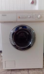 Miele Waschmaschine,leichter