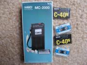 Mini Cassetten Recorder
