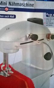 Mini Nähmaschine neu