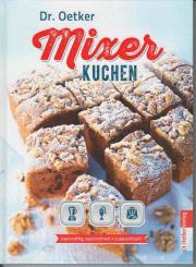 Mixer-Kuchen von
