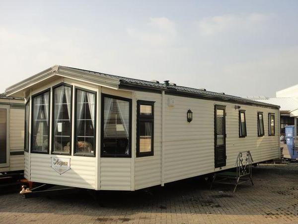 mobilheim aspen willerby hutte trailer buro container neu. Black Bedroom Furniture Sets. Home Design Ideas
