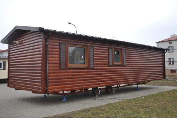 wohnwagen mobilheim winterfest holz hutte trailer buro container neu dauerwohnung chalet caravan. Black Bedroom Furniture Sets. Home Design Ideas