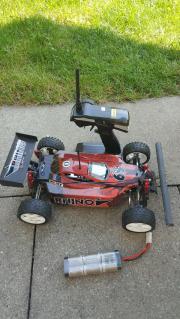 Modelauto RHINO 2