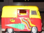 Modellauto VW Bus