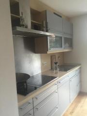 Moderne Einbauküche in