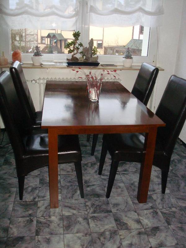 esszimmergruppe neu und gebraucht kaufen bei. Black Bedroom Furniture Sets. Home Design Ideas