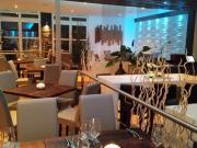 Modernes Restaurant mit