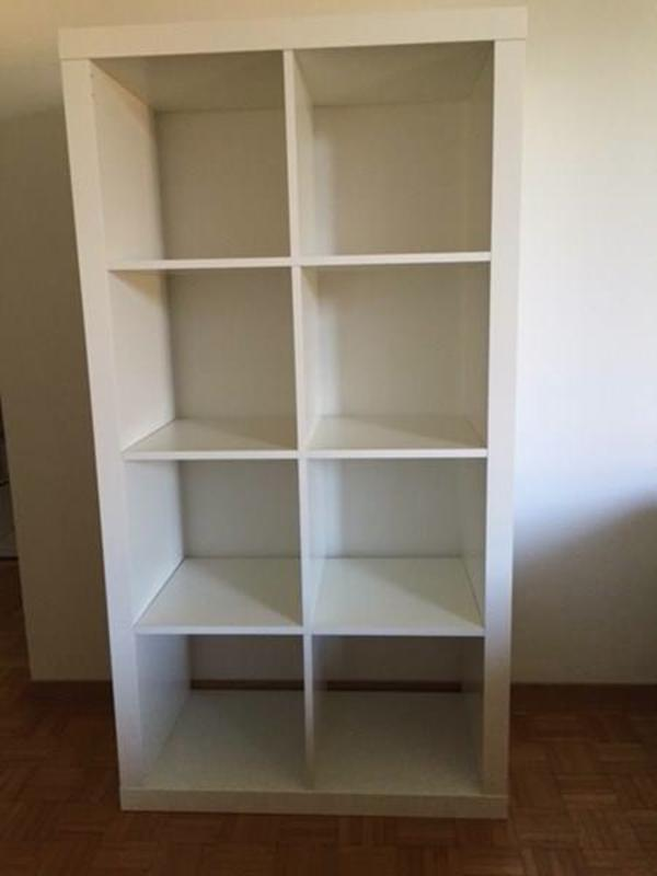 m max regal 3x2 wei in dornbirn regale kaufen und verkaufen ber private kleinanzeigen. Black Bedroom Furniture Sets. Home Design Ideas