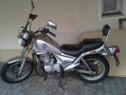 Moped Daelim 125er