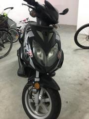 Moped Roller Longjia