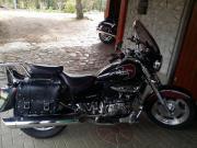 Motorrad Chopper Bj.