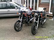 Motorrad Honda CBX650E