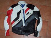 Motorrad Lederjacke von