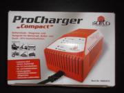 Motorradbatterie-Ladegerät (und