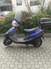 Motorroller Sanyang Super
