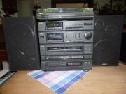 Musikanlage Stereoanlage Aiwa