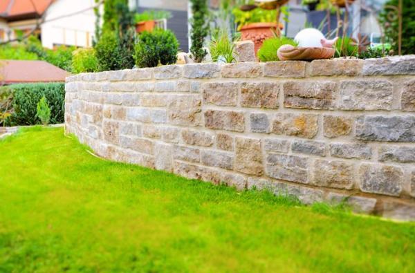 natursteinmauer trockenmauer beton in w rzburg dienstleistungen rund ums haus gewerblich. Black Bedroom Furniture Sets. Home Design Ideas