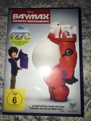 NEU Baymax DVD