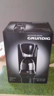 Neue Kaffeemaschine Grundig