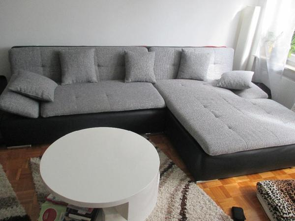 neumodisches sofa polstergarnitur mit funktion 287x81x190 cm in reutlingen polster sessel. Black Bedroom Furniture Sets. Home Design Ideas
