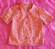 Neuwertige, farbenfrohe Bluse