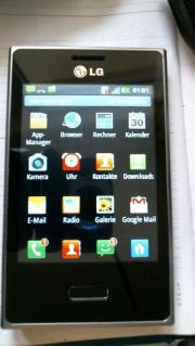 Neuwertiges LG Optimus