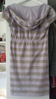 Niedliches Kapuzen-Longshirt