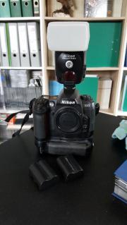 Nikon D-100