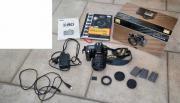 Nikon D80 Spiegelreflexkamera,