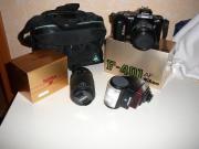 Nikon F401AF Set (
