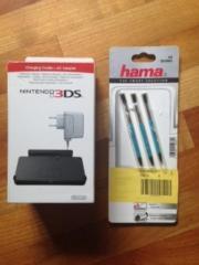 Nintendo 3DS Charging