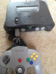 Nintendo 64 mit