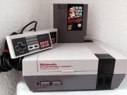 Nintendo NES Konsole
