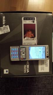Nokia N95 in Silber Hallo zusammen, verkaufe hier einen Nokia N95. Das Handy ist gebraucht aber noch voll funktionsfähig. Gebrauchsspuren sind vorhanden. Die Kappe ... 25,- D-70372Stuttgart Bad Cannstatt Heute, 18:51 Uhr, Stuttgart Bad Cannstatt - Nokia N95 in Silber Hallo zusammen, verkaufe hier einen Nokia N95. Das Handy ist gebraucht aber noch voll funktionsfähig. Gebrauchsspuren sind vorhanden. Die Kappe